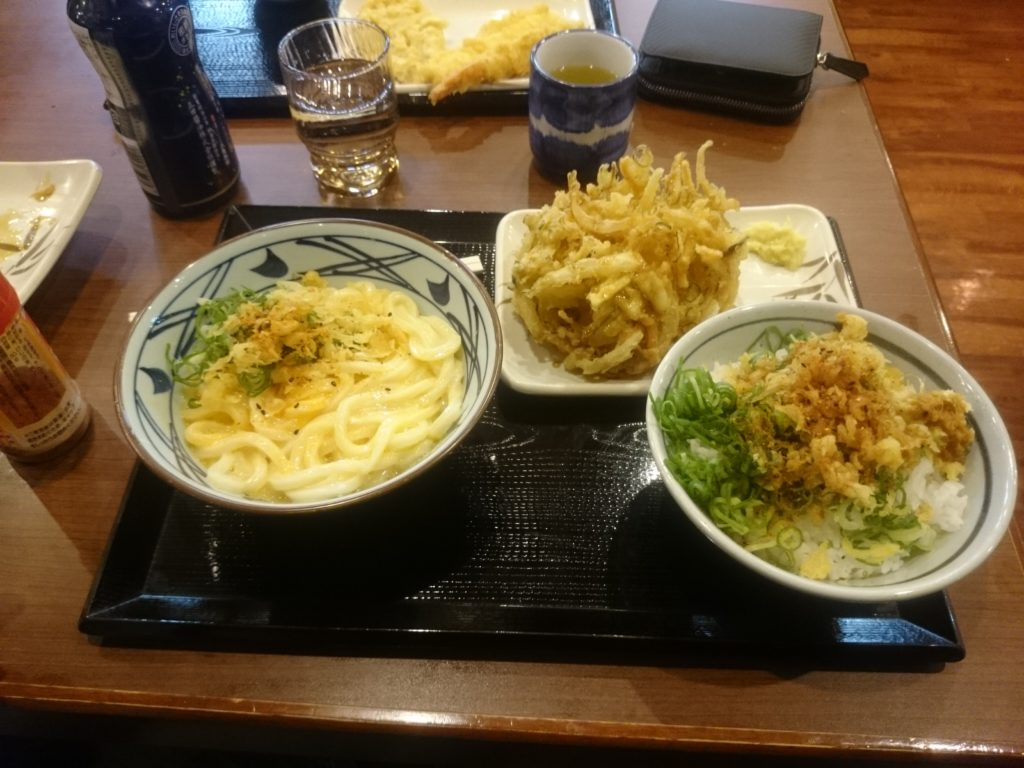 丸亀製麺①