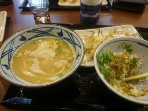 丸亀製麺②